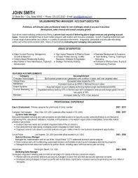 Sales Manager Resume Examples Inspirational Best Resume Format For