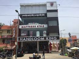mattress king commercial. Exterior View Of Showroom - Handloom King \u0026 Mattress Photos, Mogappair West, Chennai Commercial