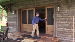 Pocket Door Retrofit Out Of Sight Exterior Pocket Doors Thisiscarpentry