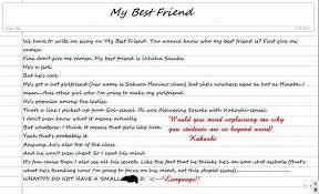 my best friend essays anti essays my best friend essay 1 100 words my best friend is archana from the