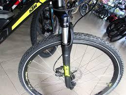 hegyi tromos kerékpár ktm macina cross kek 28