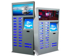Phone Charging Vending Machine Extraordinary Digital Charging Kiosk Investment Opportunity In Ahmedabad India