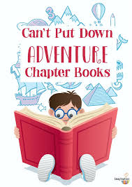 ening adventure books that kids can t put down