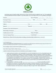Medical Form Medical Form Fitzpatrick Hoops 1