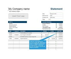 Template Of Statement 40 Billing Statement Templates Medical Legal Itemized More