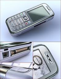 NOKIA 6233 by knoxville | 3D