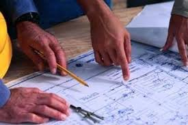 architectural engineering blueprints. Modren Architectural A Photograph Of Architects Pointing To And Discussing A Blueprint To Architectural Engineering Blueprints