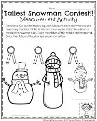 Color Cut And Paste Worksheets For Kindergarten Early Childhood ...