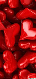 red hearts candies HD wallpaper ...