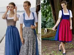 Dirndl Pattern Adorable Dirndl Inspiration The Boyer Sisters
