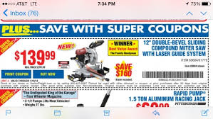 harbor freight miter saw. click image for larger version name: image.jpg views: 4983 size: 104.4 harbor freight miter saw e