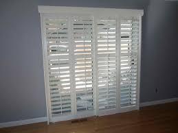 praiseworthy plantation shutters sliding patio door modernize sliding patio door blinds ideas your glass with