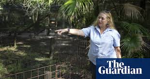 Woman seriously hurt by tiger bite at Carole Baskin <b>big cat</b> sanctuary