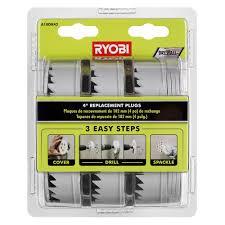 replacement plugs for drywall repair kit