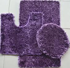 bathroom lavender bath mat com majestic piece jelly chenille bathroom set lavender bath mat com