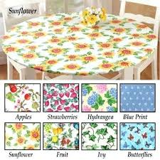 fitted table covers elastic elastic fitted table covers round