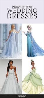 disney princess wedding dresses popsugar fashion