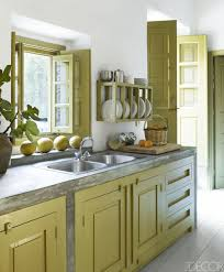Yellow And Brown Kitchen Kitchen White Pendant Light Brown Kitchen Cabinets Brown Kitchen