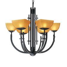 access lighting 26126 abrz amb 6 light ambrato chandelier antique bronze