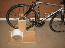 Indoor Bike Trainer 8 Steps With Pictures