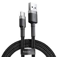 <b>Baseus Cafule Series</b> USB to Type-C 3A Cable 2m | InnocentStore ...