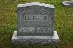 Mila Myra Howard Potter (1902-1964) - Find A Grave Memorial