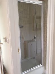 glass shower doors by metropolitan