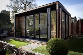 home office in the garden. Garden Rooms UK Home Office In The