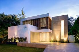 captivating entrance design of modern home with concrete breathtaking house which has white outer wall and captivating ultra modern home bedroom design