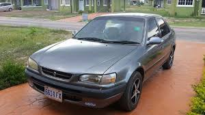 1996 Toyota Corolla 110 for sale in Kingston, Jamaica Kingston St ...