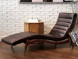 Furniture: Leather Chaise Lounge Chair Fresh 15 Fresh And Cool Indoor Chaise  Lounge Ideas -