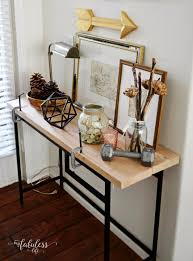 diy ideas for your entry a farmhouse entryway table cool and creative home