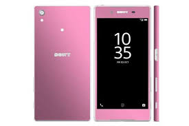 sony xperia z5. sony_xperia_z5_pink_2. sony xperia z5 pink juga akan menggunakan bahan rangka