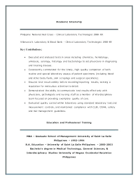 Medical Lab Technician Resume Adorable Entry Level Medical Laboratory Technician Resume Sample Analyst