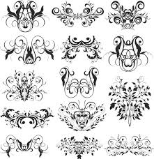 Swirl Design Co Swirl Decor Set Free Vector Cdr Download 3axis Co