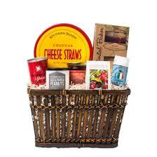 merry mint gift basket carolina bounty gift basket
