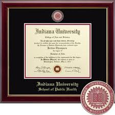 na university bloomington bookstore church hill classics  church hill classics masterpiece diploma frame public health online only