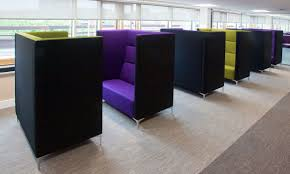 innovative office furniture. Office Problems Solved » Meeting Pods| Booth Furniture|Office Innovative Furniture