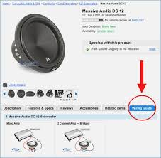 subwoofer wiring diagram sonic electronix fasett info Boss Subwoofer Wiring Diagram new wiring guide on car subwoofer product pages blog subwoofer wiring diagrams, subwoofer wiring diagram sonic electronix