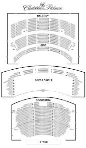 Frozen Musical Seating Chart Cadillac Palace Theatre Seating Chart Theatre In Chicago