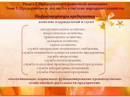 Управление финансами предприятия в рыночной экономике Студопедия Финансовая деятельность предприятия в рыночной экономике