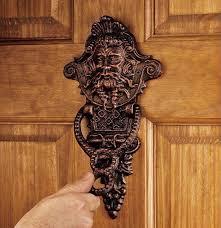 cool door knockers. Cool Door Knockers Interior Design Ideas