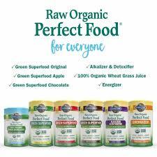 garden of life vegan green superfood powder raw organic perfect whole food whe