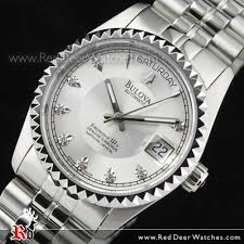 buy bulova eminence diamond automatic mens watch b171ssv swiss bulova eminence diamond automatic mens watch b171ssv swiss made