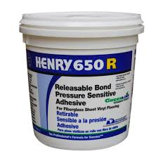 releasable bond pressure sensitive adhesive