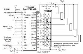 fuel injectorcar wiring diagram fuel injector control circuit schematic