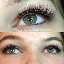 eyelash extensions sunshine coast tasleema nigh makeup artist xtreme lashes eye makeup remover