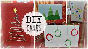 Diy Christmas Cards Diy Quick Cheap Easy Holiday Christmas Cards Rosaliesaysrawr