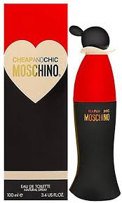 <b>Moschino Cheap and</b> Chic Eau de Toilette for Her - 100 ml: Amazon ...