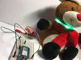 dash button santa arduino mkr1000 arduino project hub